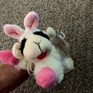 Lambchop Plush Squeaky Toy